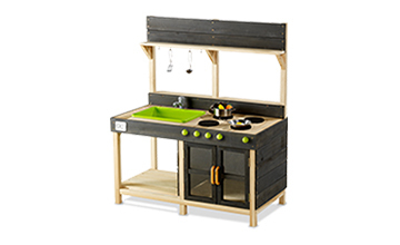 Wooden outdoor kitchens? | Order now at